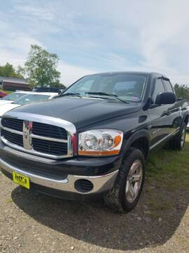 2006 Dodge Ram Pickup 1500 for sale at Jeff's Sales & Service in Presque Isle ME