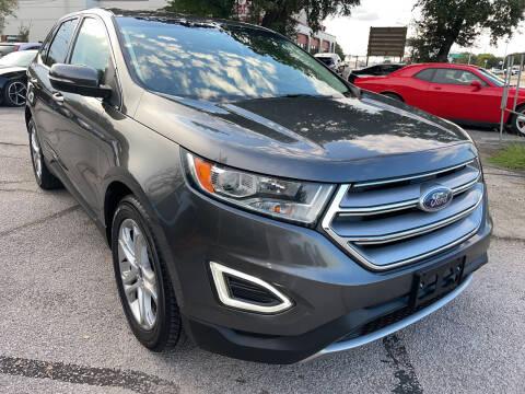 2017 Ford Edge for sale at PRESTIGE AUTOPLEX LLC in Austin TX