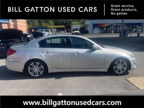2013 Hyundai Genesis for sale at Bill Gatton Used Cars in Johnson City TN