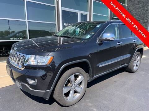 2013 Jeep Grand Cherokee for sale at Autohaus Group of St. Louis MO - 3015 South Hanley Road Lot in Saint Louis MO