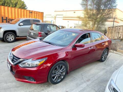 2018 Nissan Altima for sale at Destination Motors in Temecula CA