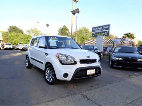 2012 Kia Soul for sale at Save Auto Sales in Sacramento CA