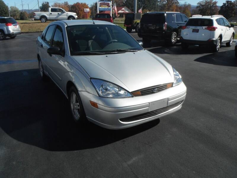 2003 Ford Focus for sale at Morelock Motors INC in Maryville TN