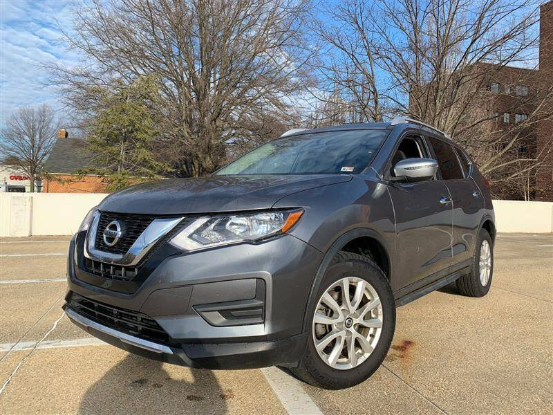 2017 Nissan Rogue for sale at Crown Auto Group in Falls Church VA