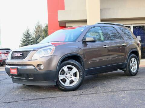 2009 GMC Acadia for sale at Schaumburg Pre Driven in Schaumburg IL