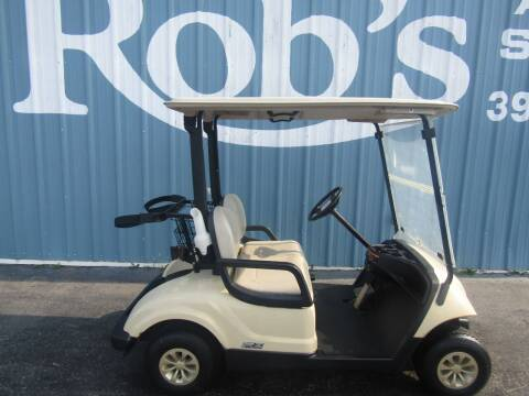 2016 Yamaha Drive Gas for sale at Rob's Auto Sales - Robs Auto Sales in Skiatook OK