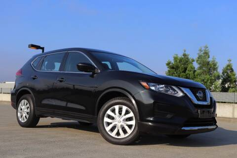2018 Nissan Rogue for sale at La Familia Auto Sales in San Jose CA