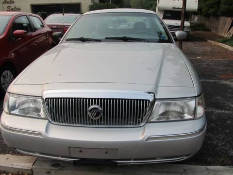 2003 Mercury Grand Marquis for sale at Mid - Way Auto Sales INC in Montgomery NY