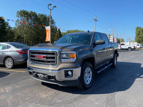 2015 GMC Sierra 1500 for sale at Affordable Auto Sales in Webster WI