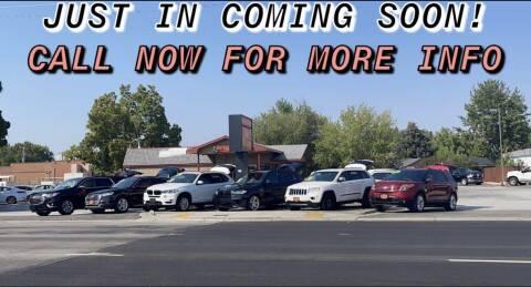 1999 Chevrolet S-10 for sale at ALIC MOTORS in Boise ID
