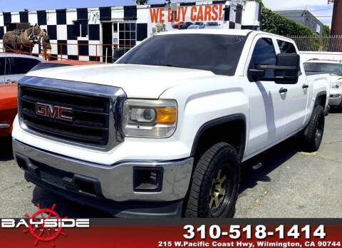 2014 GMC Sierra 1500 for sale at BaySide Auto in Wilmington CA