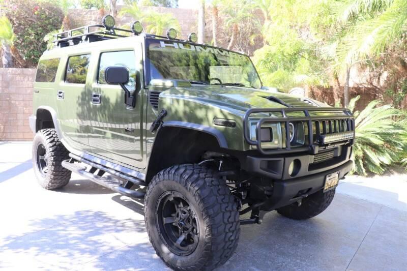 2003 HUMMER H2 for sale at Newport Motor Cars llc in Costa Mesa CA