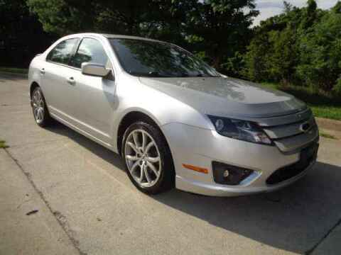 2012 Ford Fusion for sale at Purcellville Motors in Purcellville VA