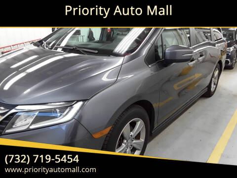 2018 Honda Odyssey for sale at Priority Auto Mall in Lakewood NJ