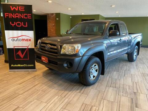 2009 Toyota Tacoma for sale at AutoMax in West Hartford CT