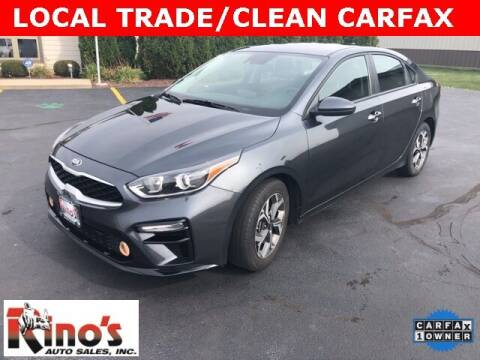 2019 Kia Forte for sale at Rino's Auto Sales in Celina OH