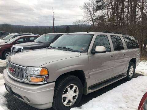 2005 GMC Yukon XL for sale at Brush & Palette Auto in Candor NY
