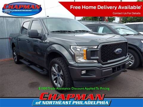 2019 Ford F-150 for sale at CHAPMAN FORD NORTHEAST PHILADELPHIA in Philadelphia PA