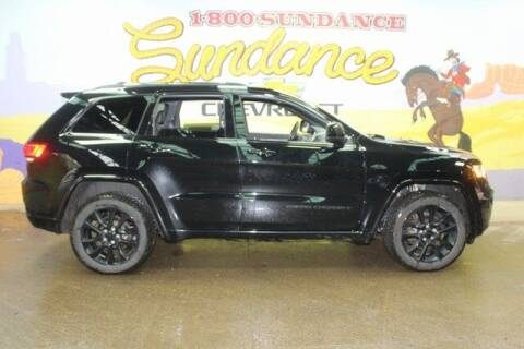 2019 Jeep Grand Cherokee for sale at Sundance Chevrolet in Grand Ledge MI