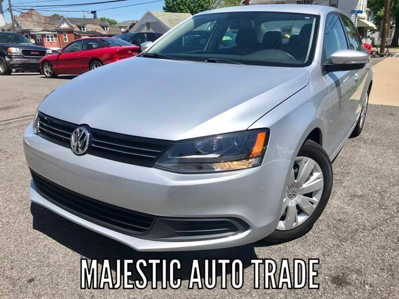 2012 Volkswagen Jetta for sale at Majestic Auto Trade in Easton PA