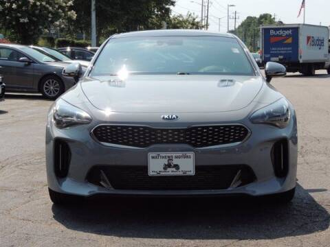 2018 Kia Stinger for sale at Auto Finance of Raleigh in Raleigh NC