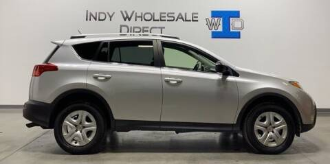 2015 Toyota RAV4 for sale at Indy Wholesale Direct in Carmel IN