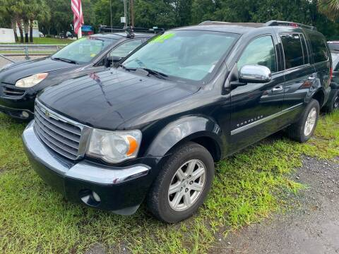 2008 Chrysler Aspen for sale at Auto Mart - Dorchester in North Charleston SC
