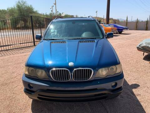 2003 BMW X5 for sale at AZ Classic Rides in Scottsdale AZ