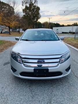 2011 Ford Fusion Hybrid for sale at Speed Auto Mall in Greensboro NC