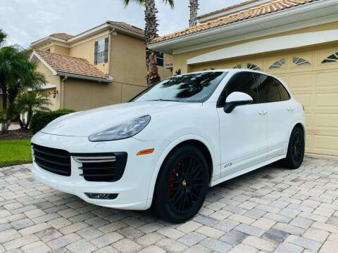 2018 Porsche Cayenne for sale at CHECK  AUTO INC. in Tampa FL