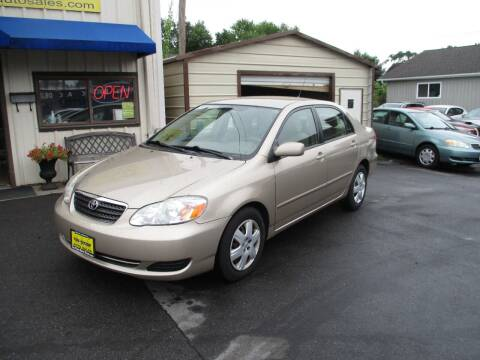 2008 Toyota Corolla for sale at TRI-STAR AUTO SALES in Kingston NY