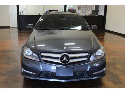 2013 Mercedes-Benz C-Class for sale at Driveline LLC in Jacksonville FL