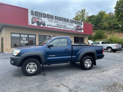 2008 Toyota Tacoma for sale at London Motor Sports, LLC in London KY