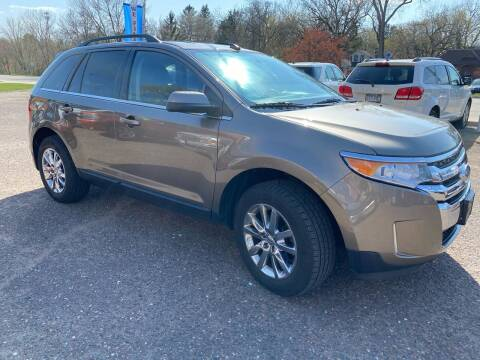 2013 Ford Edge for sale at Sunrise Auto Sales in Stacy MN