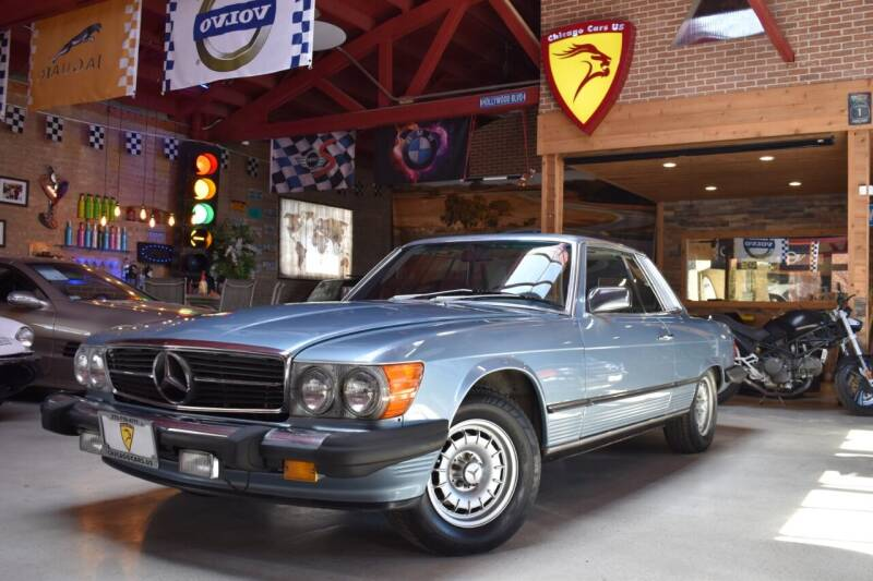 1979 Mercedes-Benz 450-Class for sale at Chicago Cars US in Summit IL