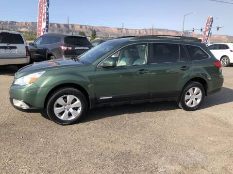 2011 Subaru Outback for sale at Mikes Auto Inc in Grand Junction CO