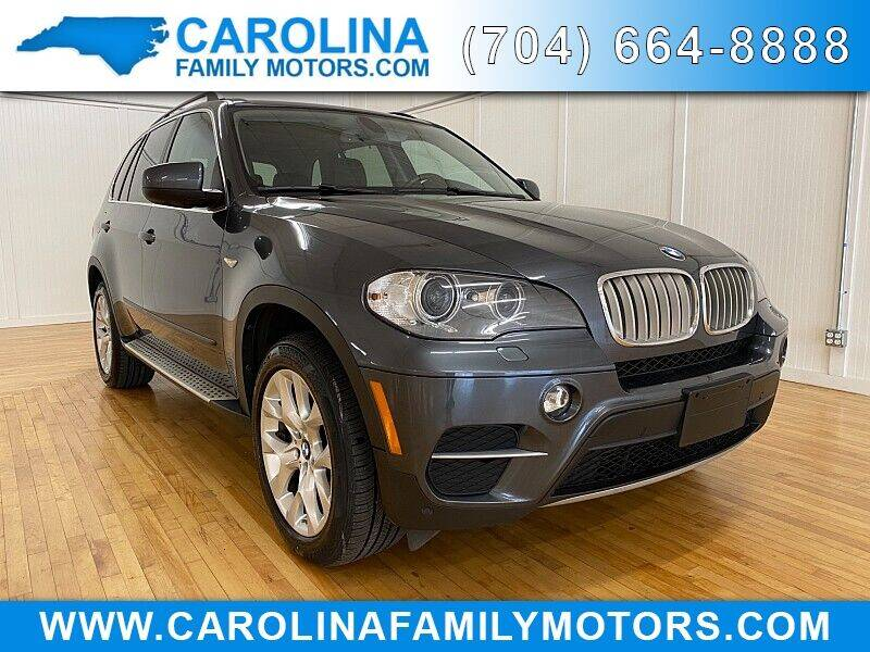 2013 BMW X5 for sale in Mooresville, NC