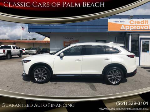 2020 Mazda CX-9 for sale at Classic Cars of Palm Beach in Jupiter FL