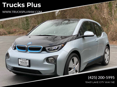 2014 BMW i3 for sale at Trucks Plus in Seattle WA
