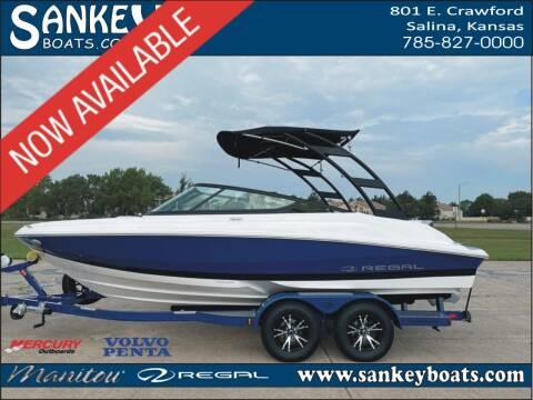 2022 Regal 2000 ES for sale at SankeyBoats.com in Salina KS