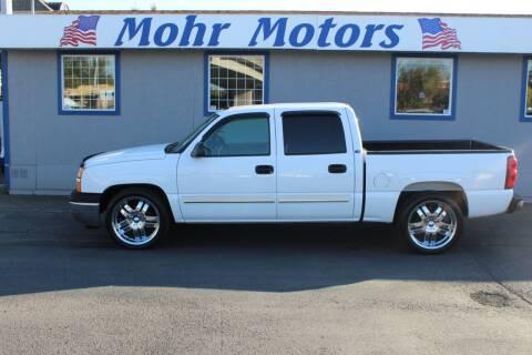 2005 Chevrolet Silverado 1500 for sale at Mohr Motors in Salem OR