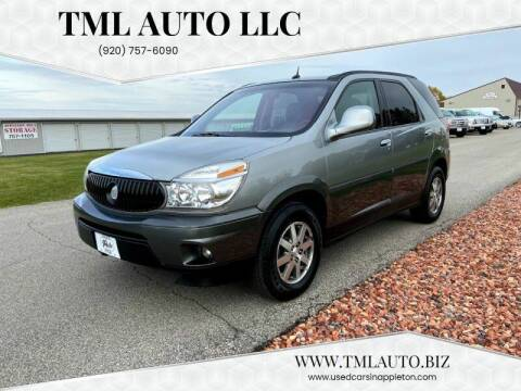 2004 Buick Rendezvous for sale at TML AUTO LLC in Appleton WI