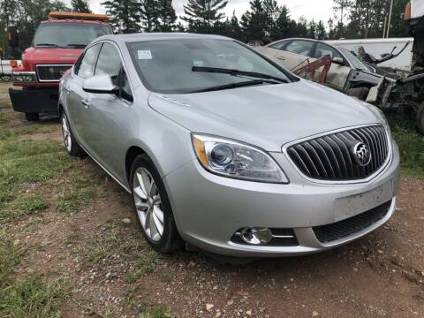 2013 Buick Verano for sale at Al's Auto Inc. in Bruce Crossing MI