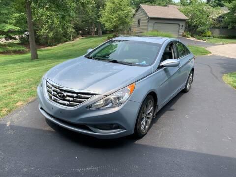 2013 Hyundai Sonata for sale at Stuart's Cars in Cincinnati OH