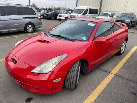 2000 Toyota Celica for sale at Bluesky Auto in Bound Brook NJ