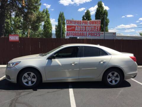 2014 Chevrolet Malibu for sale at Flagstaff Auto Outlet in Flagstaff AZ