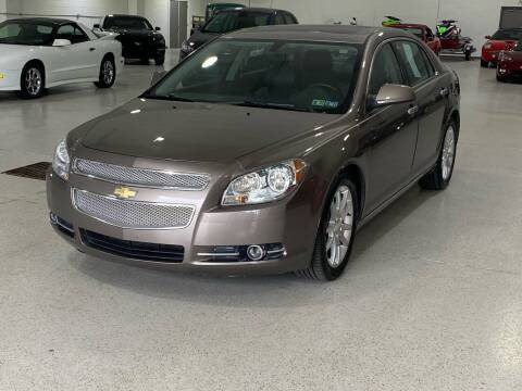 2012 Chevrolet Malibu for sale at Hamilton Automotive in North Huntingdon PA