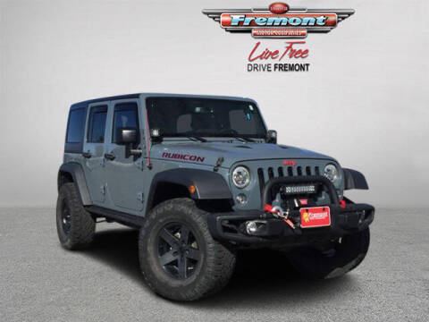 2015 Jeep Wrangler Unlimited for sale at Rocky Mountain Commercial Trucks in Casper WY