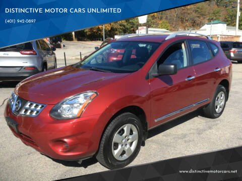 2015 Nissan Rogue Select for sale at DISTINCTIVE MOTOR CARS UNLIMITED in Johnston RI