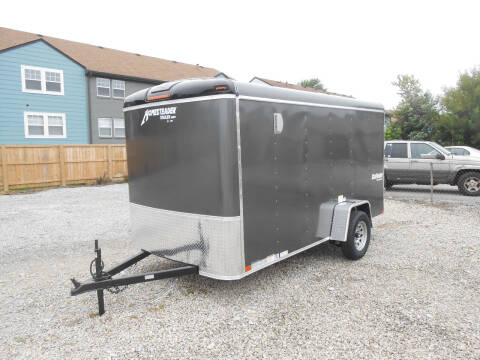 2021 Homesteader Challenger 6x12 for sale at Jerry Moody Auto Mart - Trailers in Jeffersontown KY